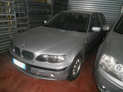 Autovettura BMW 320d - Lotto 2 (Asta 4863)