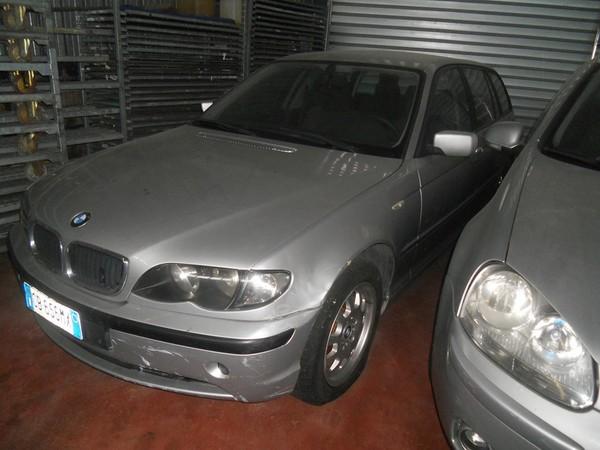 Immagine n. 5 - 2#4863 Autovettura BMW 320d