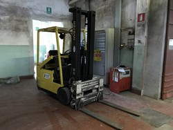 Hyster forklift - Lot 19 (Auction 4865)