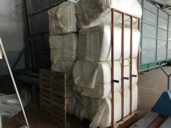21#4865 Stock falde di lana