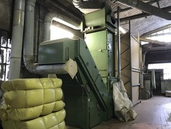 Trutzschler step cleaner - Lote 3 (Subasta 4865)