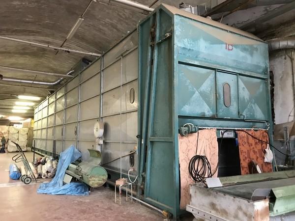 5#4865 Fresa e silos Tecnomeccanica Biellese