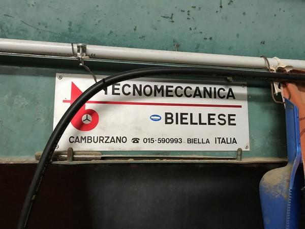 Immagine n. 2 - 5#4865 Fresa e silos Tecnomeccanica Biellese