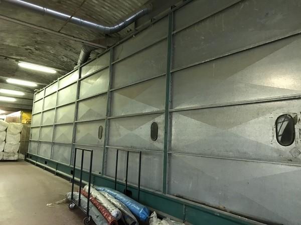 Immagine n. 3 - 5#4865 Fresa e silos Tecnomeccanica Biellese