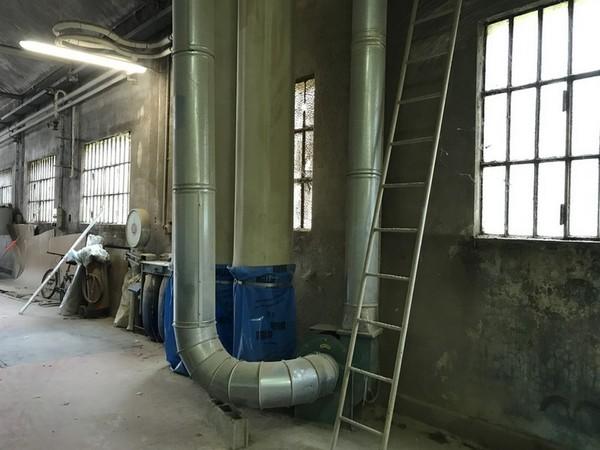 Immagine n. 7 - 5#4865 Fresa e silos Tecnomeccanica Biellese