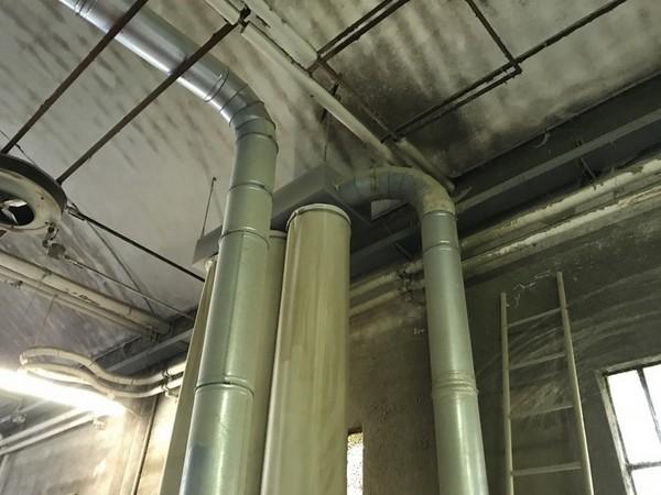 Immagine n. 8 - 5#4865 Fresa e silos Tecnomeccanica Biellese