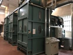 Impianto di mescolatura fibre di lana - Lotto 9 (Asta 4865)