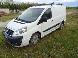Autocarro Fiat Scudo - Lotto 1 (Asta 4866)