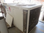 Trane air conditioning engine - Lot 14 (Auction 4867)