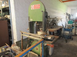 Stefani band saw - Lot 15 (Auction 4867)