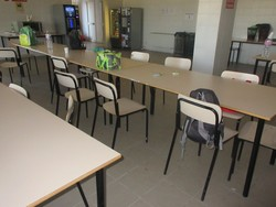 Canteen furniture - Lot 21 (Auction 4867)