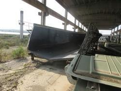 Boat building molds - Lot 23 (Auction 4867)