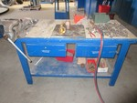 Workbenches and metal cabinets - Lot 4 (Auction 4867)