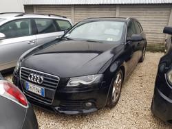 Audi A4 Avant 2 0 TDI - Lote 1 (Subasta 4871)