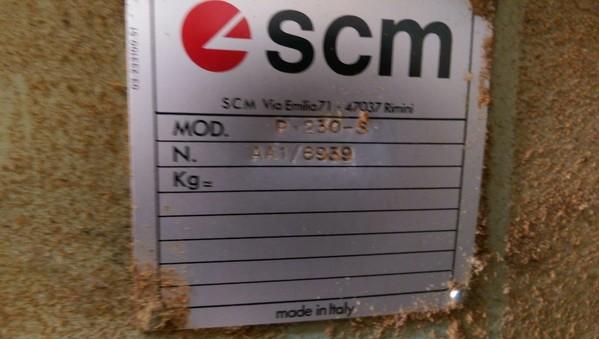 Immagine n. 2 - 1#4874 Linea per lavorazione serramenti Scm System 4s