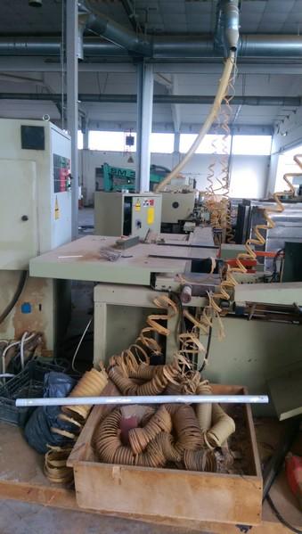 Immagine n. 4 - 1#4874 Linea per lavorazione serramenti Scm System 4s