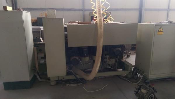 Immagine n. 6 - 1#4874 Linea per lavorazione serramenti Scm System 4s