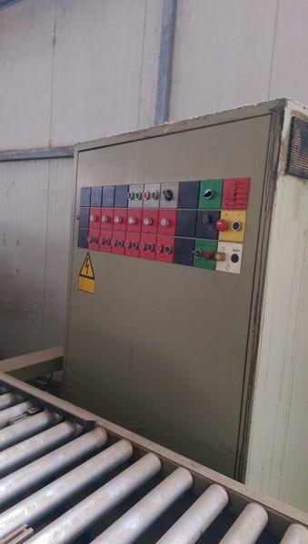 Immagine n. 8 - 1#4874 Linea per lavorazione serramenti Scm System 4s