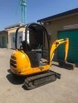 Mini escavatore JCB 8018 - Lotto 2 (Asta 4875)