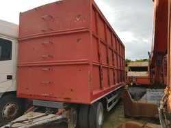 Cardi two axle trailer - Lot 3 (Auction 4877)