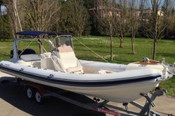 Nuova Jolly King 820 Inflatable Boat - Auction 4879