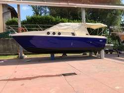 Azimut AZ32 motor boat - Lote 0 (Subasta 4881)