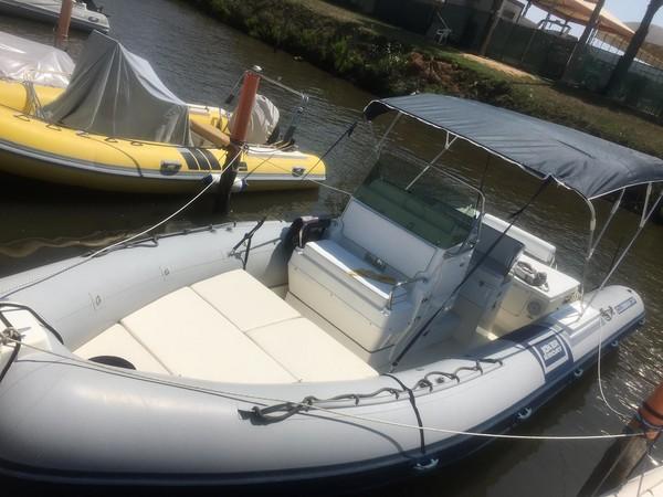 1#4885 Gommone Joker Boat Clubman 24 EFB