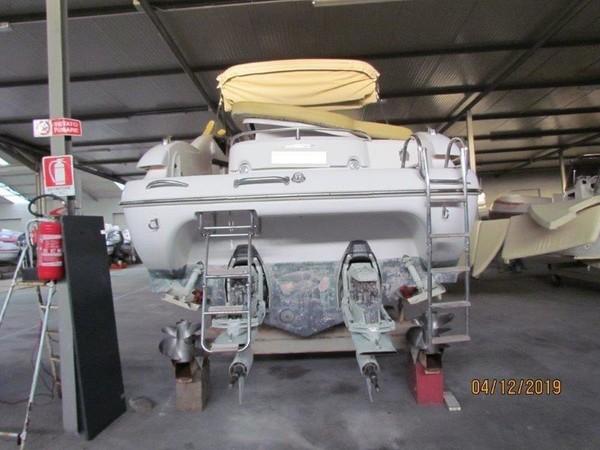 1#4886 Barca a motore Sessa Marine S32 Fly