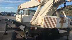 Rigo RGT18 Mobile Crane - Lot 1 (Auction 4889)