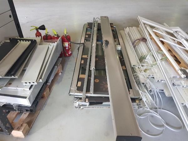 1#4894 Porta elettrica automatica
