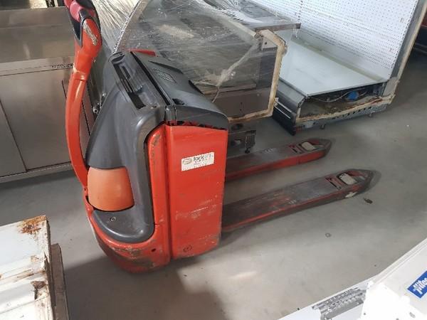7#4894 Transpallet elettrico Forklift