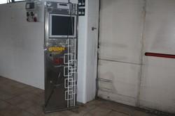 Porte in alluminio e telecamere di videosorveglianza