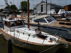 Cantiere Rondolini Pesaro motorsailer - Lot 1 (Auction 4908)