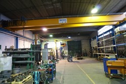 Brenna 6 T Overhead Travelling Crane - Lot 185 (Auction 4914)
