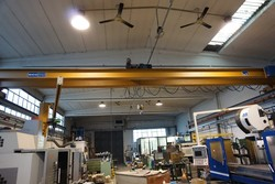 SICC 5 T Overhead Travelling Crane - Lot 186 (Auction 4914)