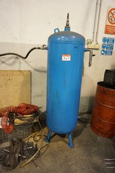 Sicc Compressed Air Tank - Lot 188 (Auction 4914)