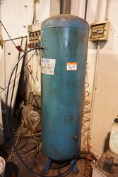 Compressed Air Tank - Lot 190 (Auction 4914)