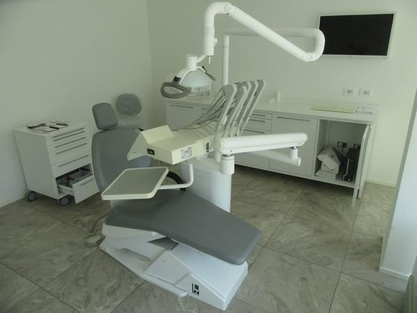 9#4925 Riuniti Ritter e attrezzature studio odontoiatrico