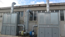 Lamier suction silos and semifinished warehouse - Lot 0 (Auction 4929)