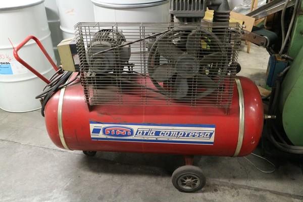 20#4934 Compressore Fini