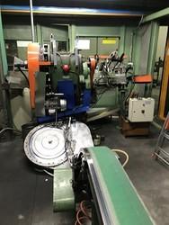 Linea stampaggio PA08 Cevolani Formato fondi diametro 61 imbutiti - Lotto 4 (Asta 4934)