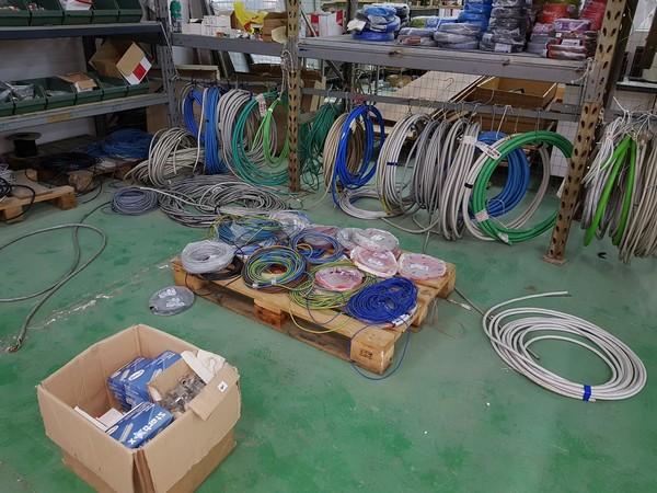 2#4939 Rimanenze e attrezzature per impianti elettrici