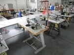 Macchine da cucire ZigZag Durkopp - Lotto 2 (Asta 4947)