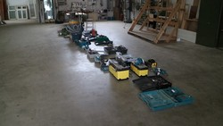 Workshop equipment - Lot 1 (Auction 4950)
