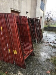 Scaffolding components and construction equipment - Lot 0 (Auction 4951)