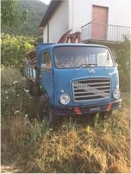 Autocarri Magirus e Fiat