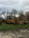 Fiat Allis backhoe loader - Lot 5 (Auction 4951)