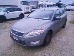 Ford Mondeo 2 0 TDCI - Lot 0 (Auction 4953)