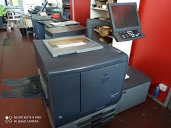 Konica Minolta bizhub pro C6000L printer - Lot 2 (Auction 4954)