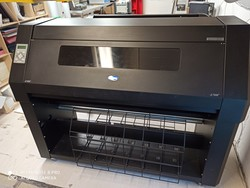 Summa printer - Lot 5 (Auction 4954)